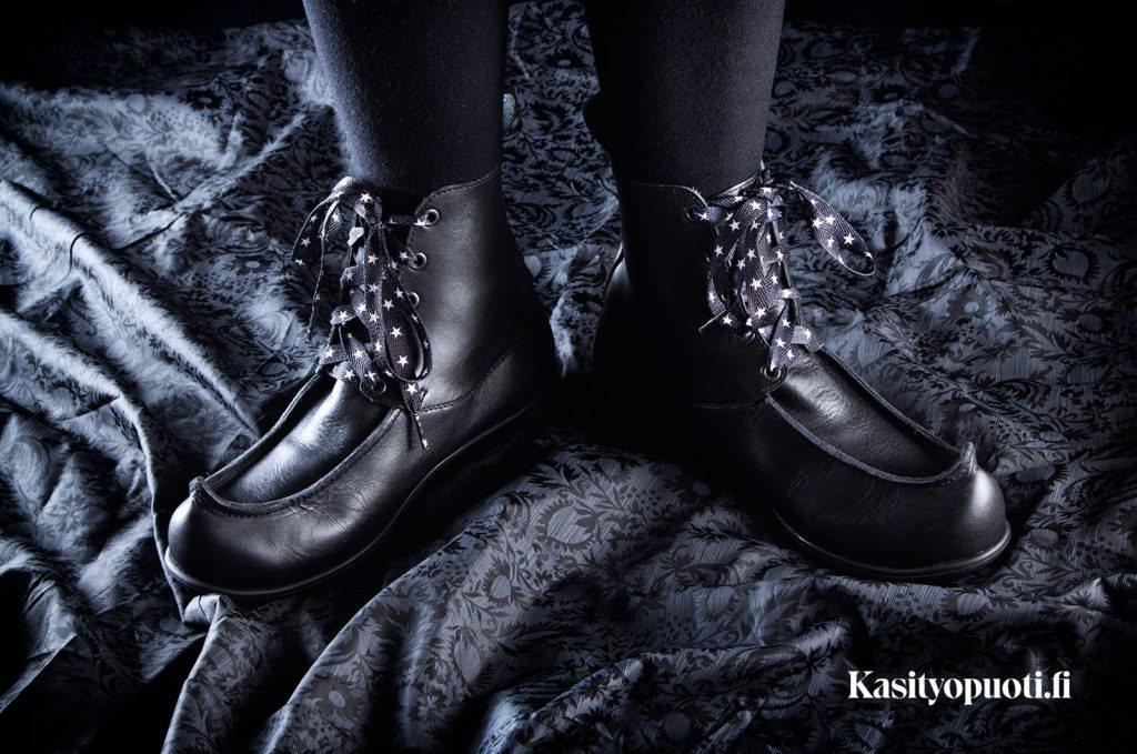Käsintehdyt kengät - Taveämmi