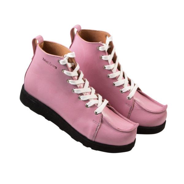 Pinkit Pieksut Täveämmi käsintehdyt kengät
