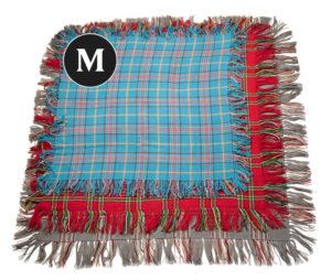M-kokoinen villahuivi