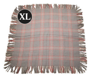 XL-kokoinen villahuivi
